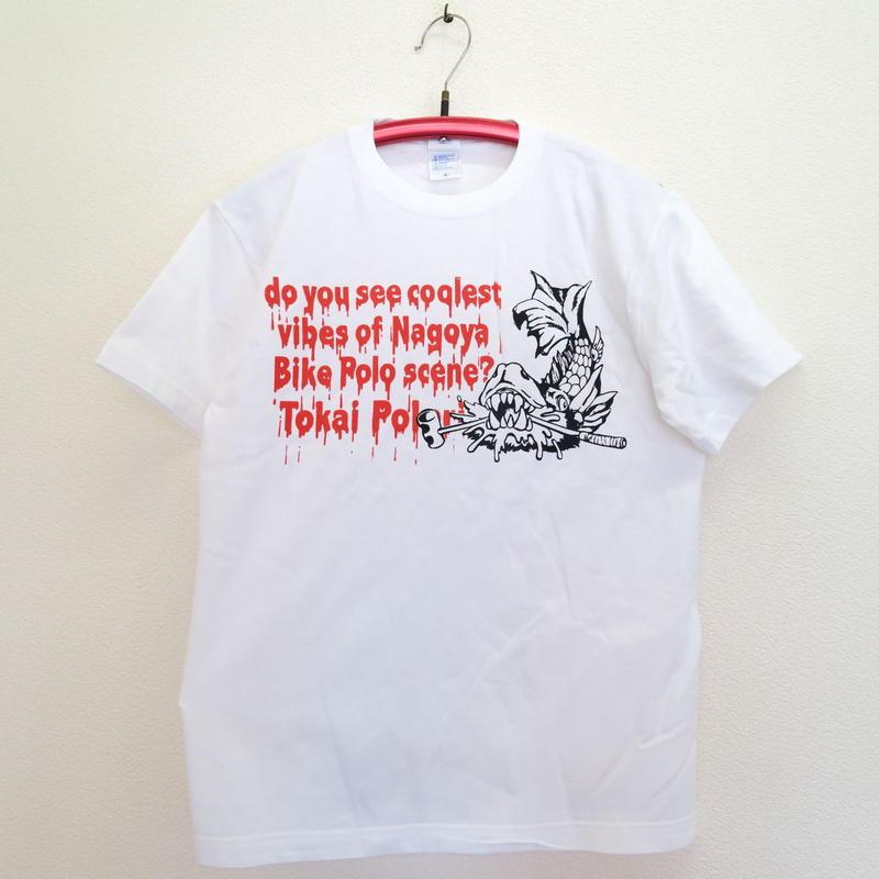 ポロ鯱Tシャツ