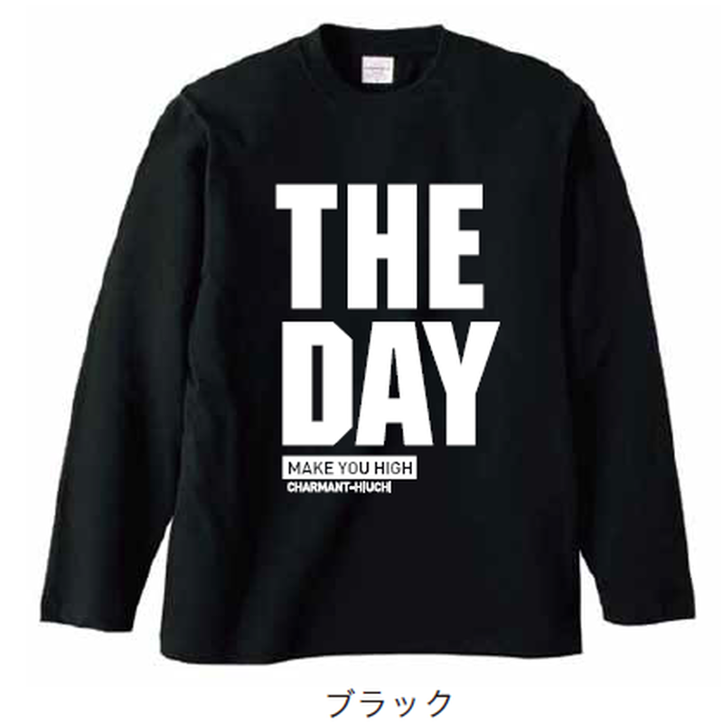 THE DAY ロングTシャツ(SALE!)