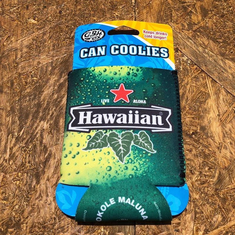 ハワイアン 缶クーラー