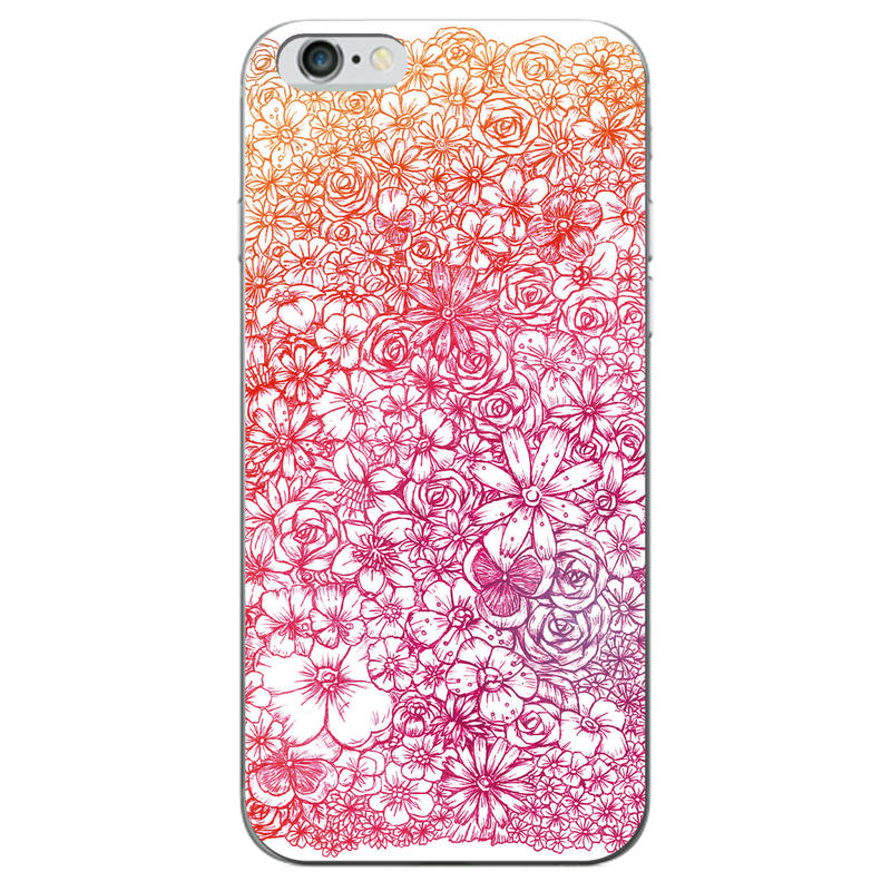 iPhone cover 【flower】