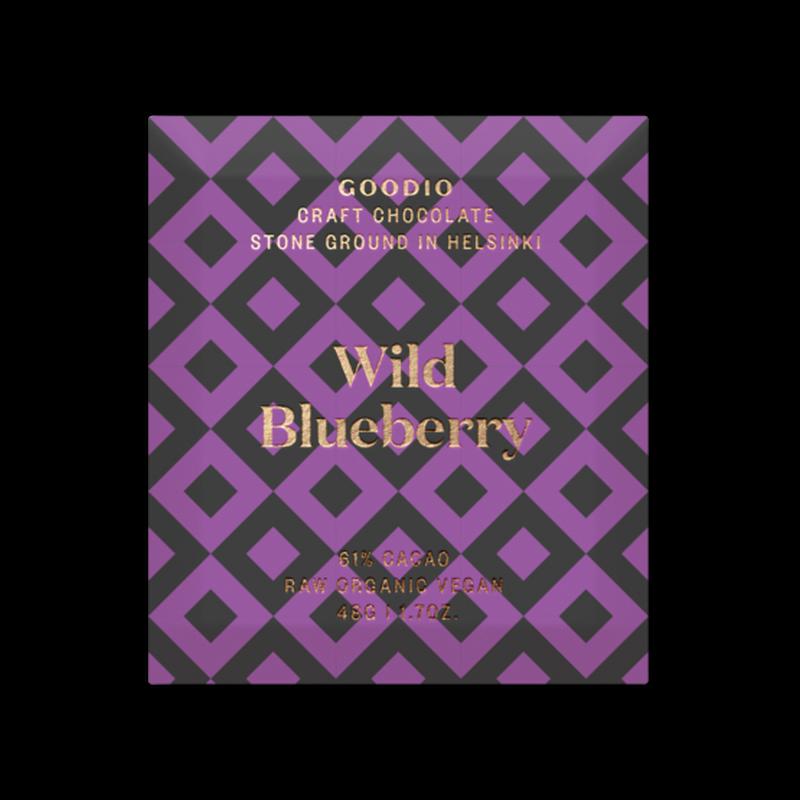 61%ワイルドブルーベリー