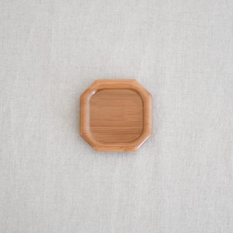 竹製 茶托(小)