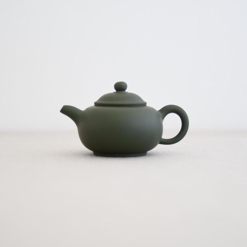 茶壺(グリーン)