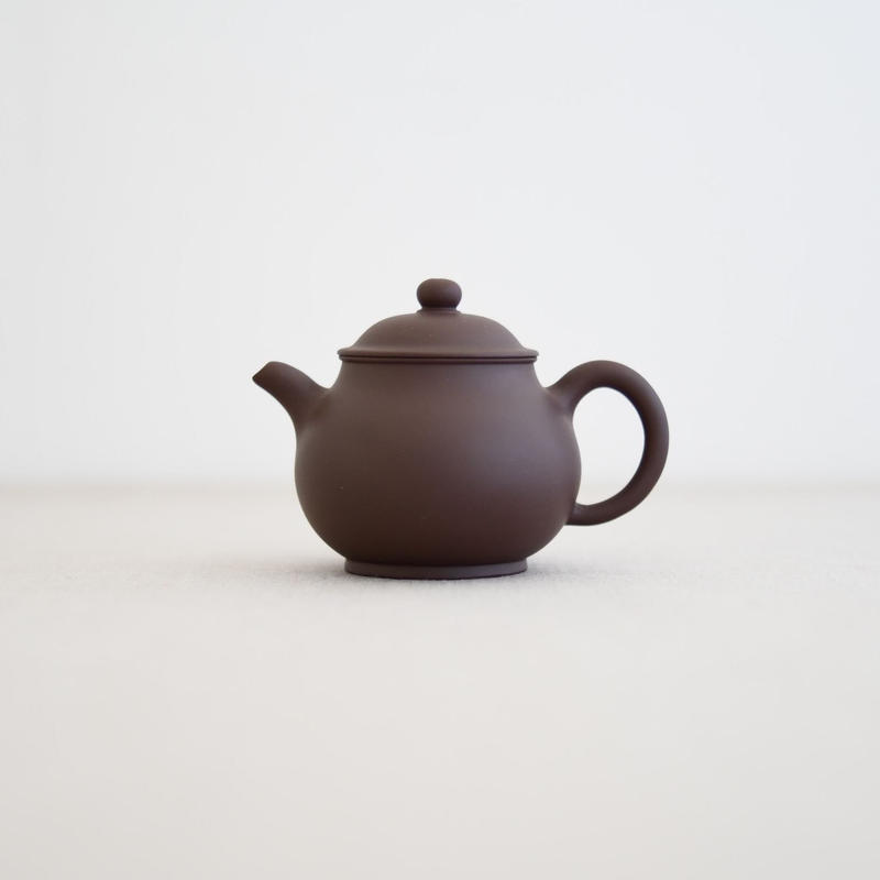 茶壺(ブラウン)