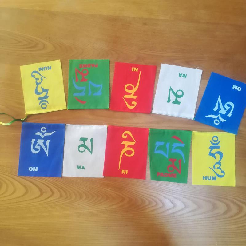 タルチョ(チベット祈祷旗)