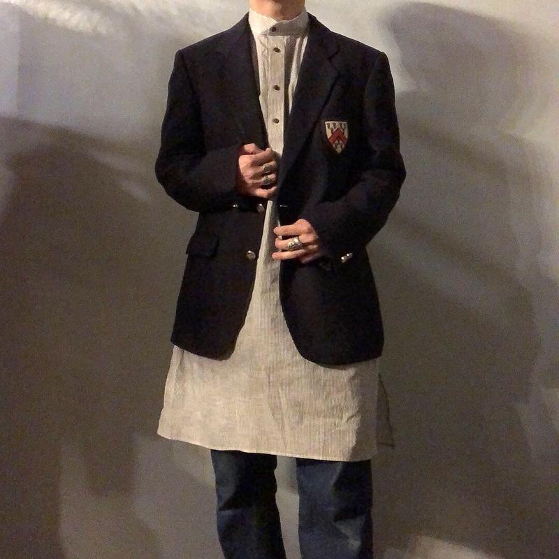 1970's~1980's イギリス製  スクールジャケット / 古着 ビンテージ