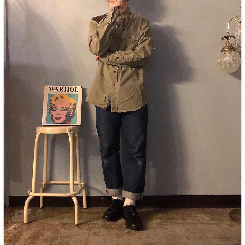 1990's~ Polo by Ralph Lauren ハンティングシャツ / 古着 ビンテージ