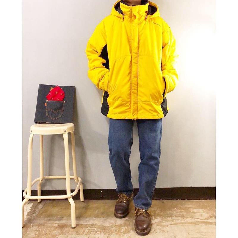 1990's~ Polo Ralph Lauren ポロラルフローレン ツートンカラー マウンテンジャケット / 古着 ビンテージ