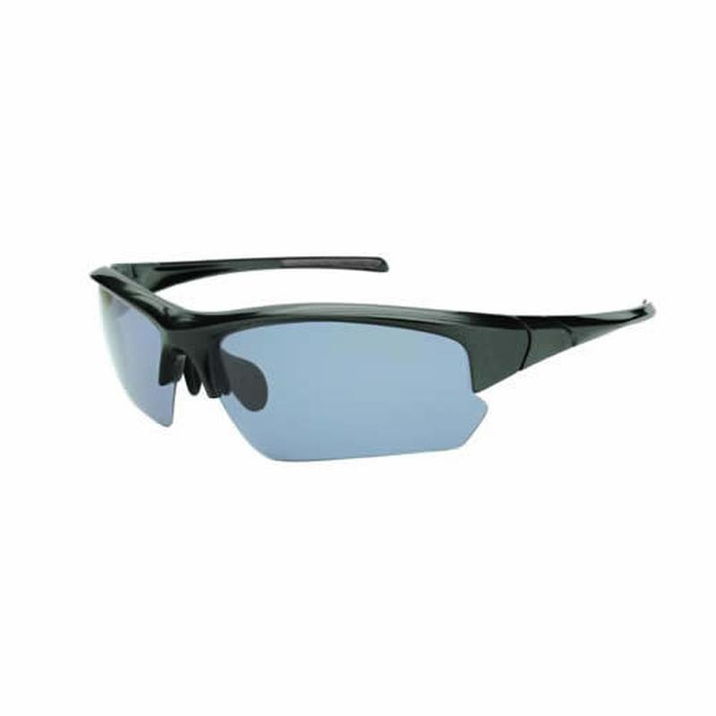 EVERLASTスポーツサングラス(偏光レンズ)ブラック EL-002-01