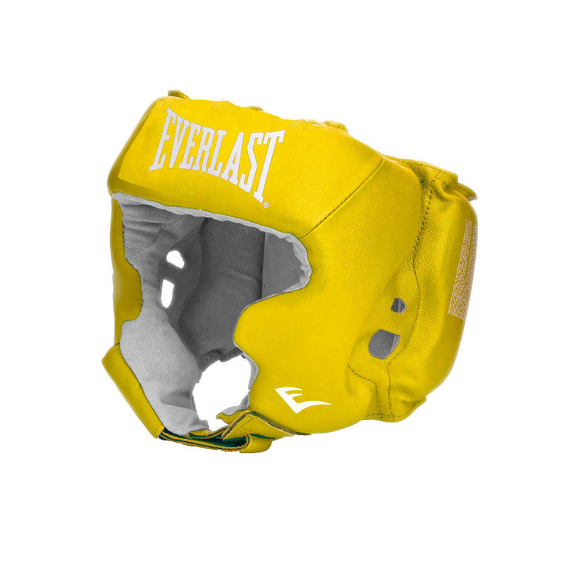 ヘッドギア Amateur Head Gear with cheek protection(YELLOW)