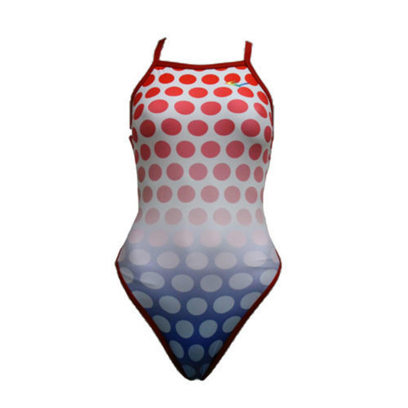 Bubble Splush suit (RED) EL51214