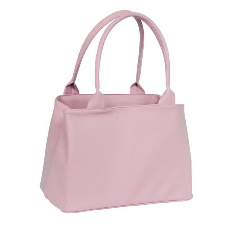 "BAG""ABBY""  POWDER ROSE"