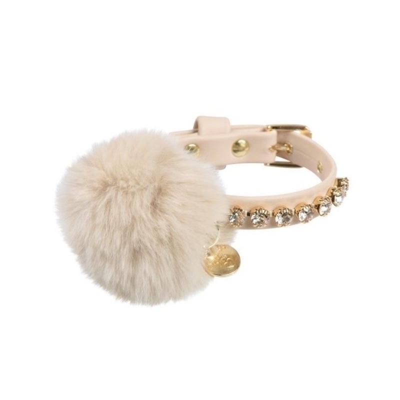 Art f1458 collar Bijoux-beige