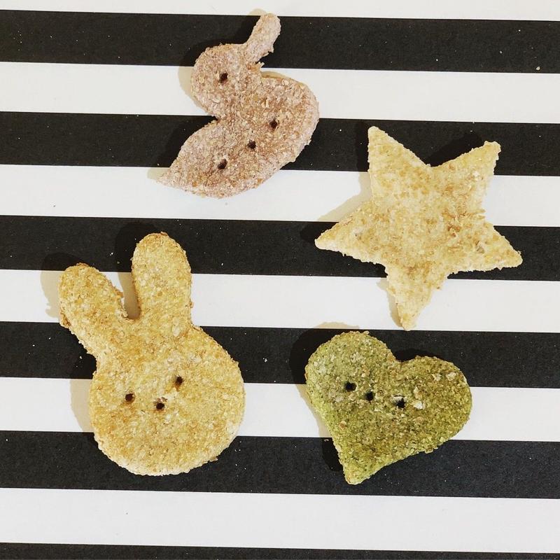 国産無添加手作りクッキー 薄焼きミックス
