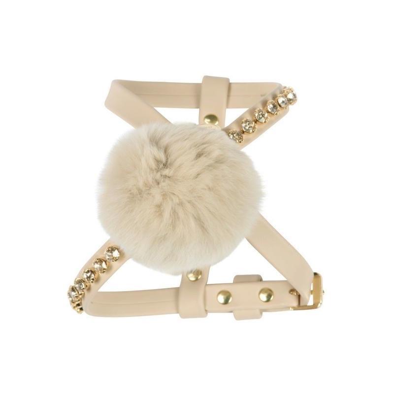 Art g1458 harness Bijoux-beige