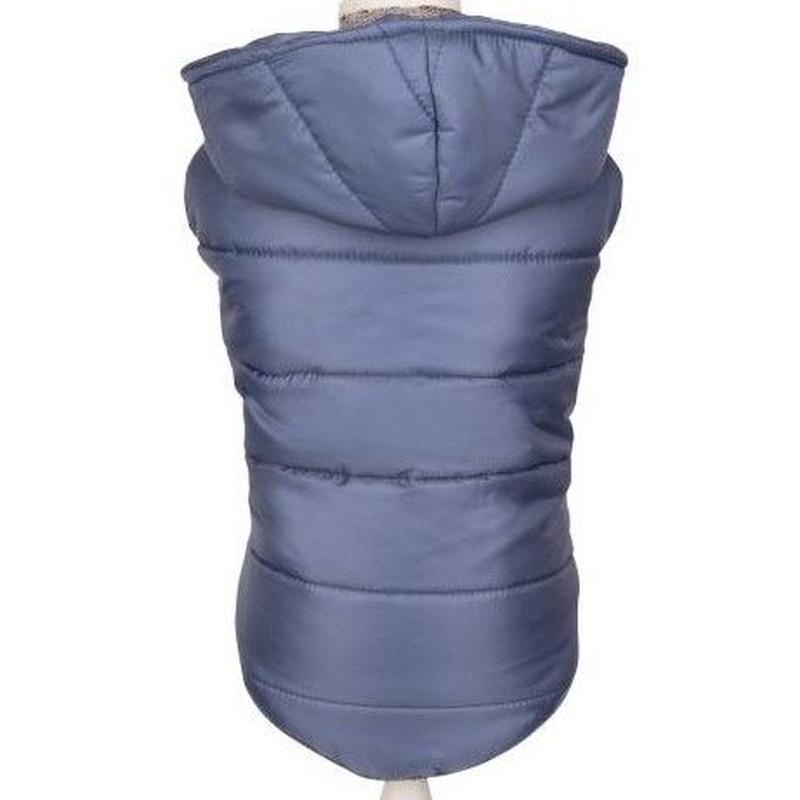 Coat DUSTY Mid Blue