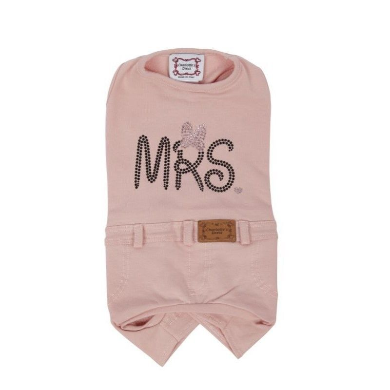 4024 TRACKSUIT MRS-PINK