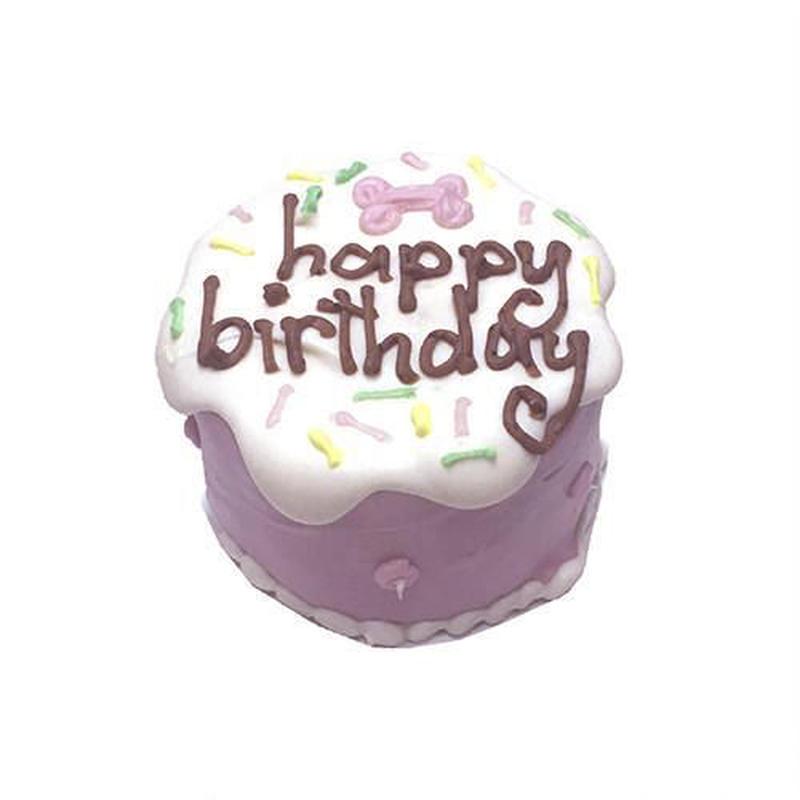 Pink Birthday Baby Cake