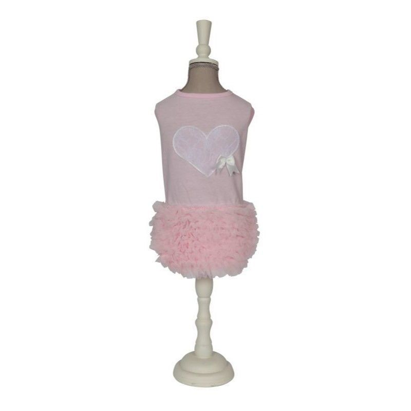2038 DRESS SOGNO-PINK