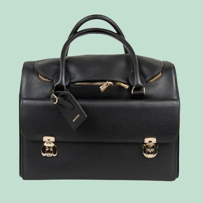 Wonder Nest Pet Travel Bag  BLACK