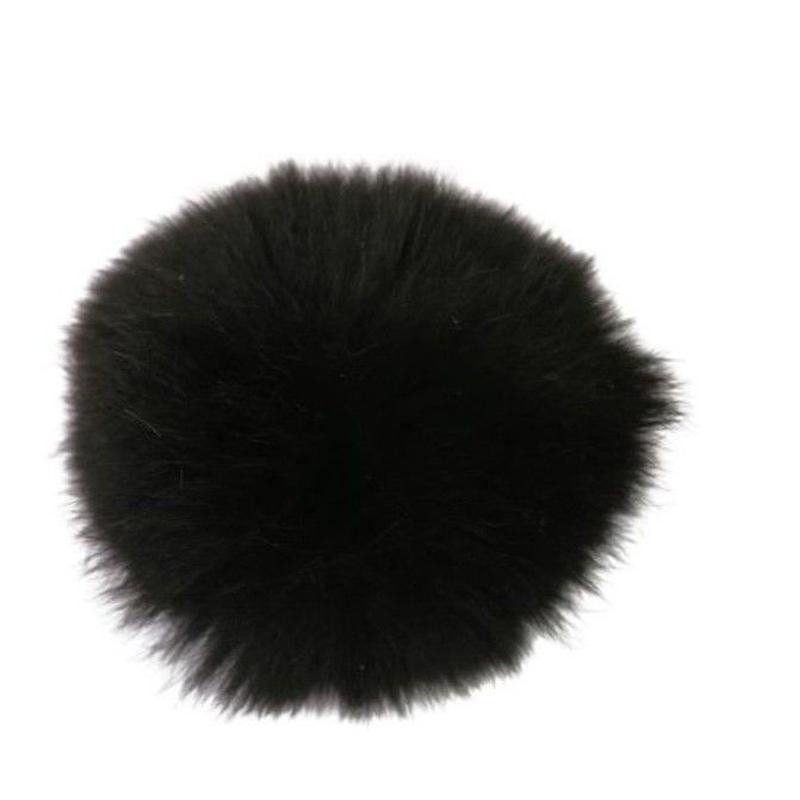 Art A82 hairclip Bon Bon-black