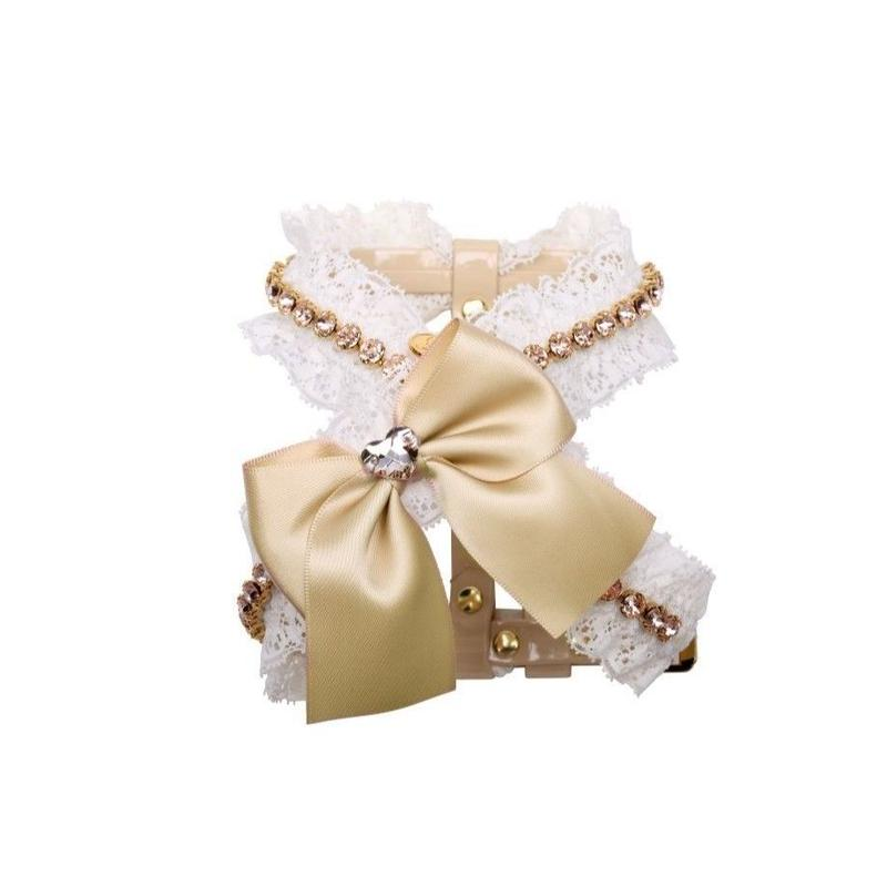"HARNESS  ""ANAIS""   BISCUIT"
