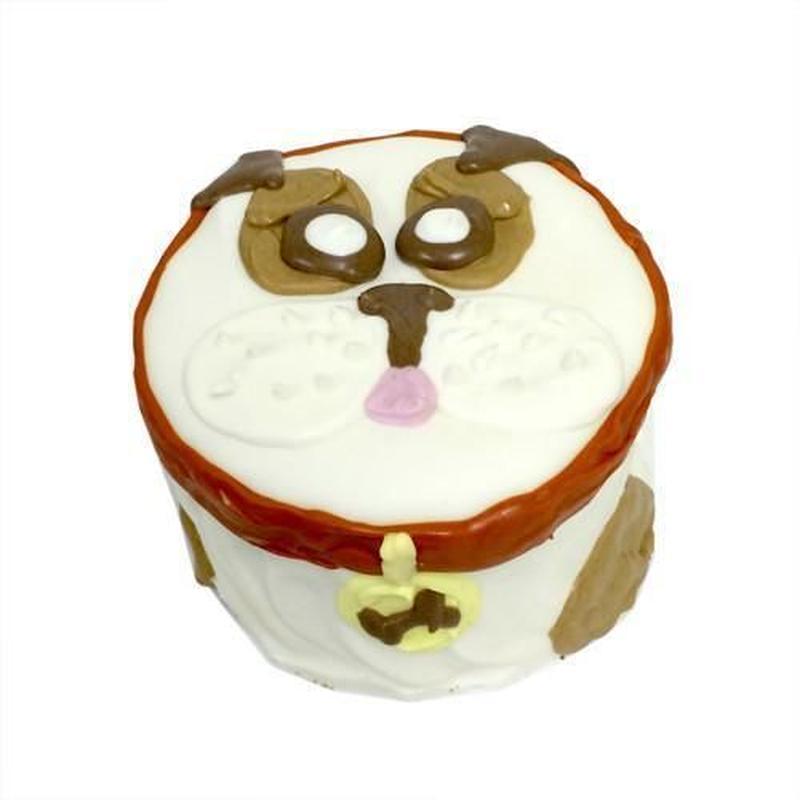 Dog Baby Cake