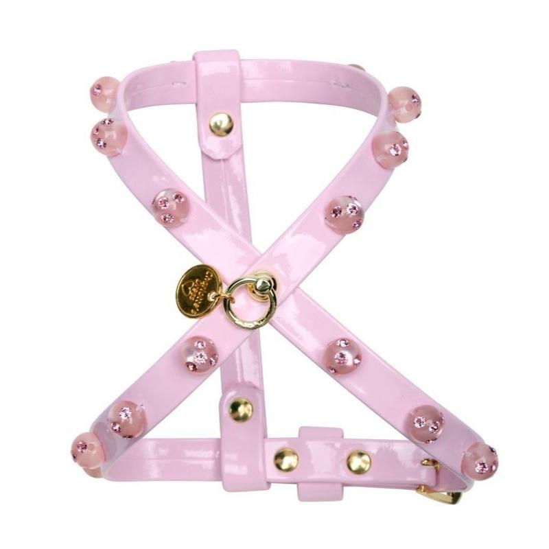 "HARNESS  ""LE BULLE""   BABY ROSE"