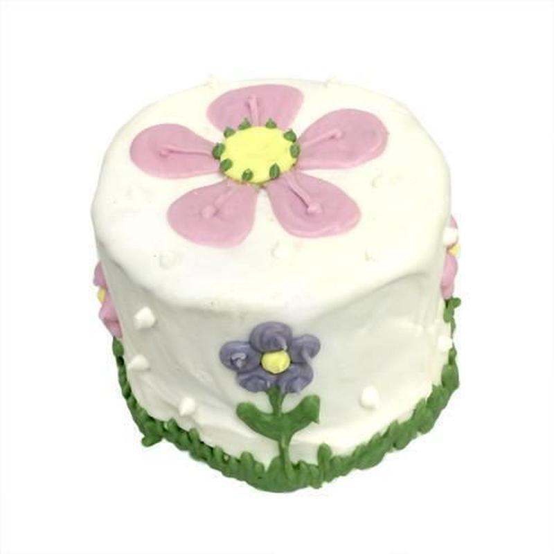 Garden Baby Cake
