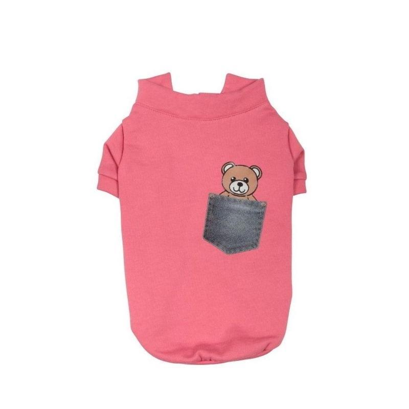 Art 3091 sweater Sweet bears-strawberry