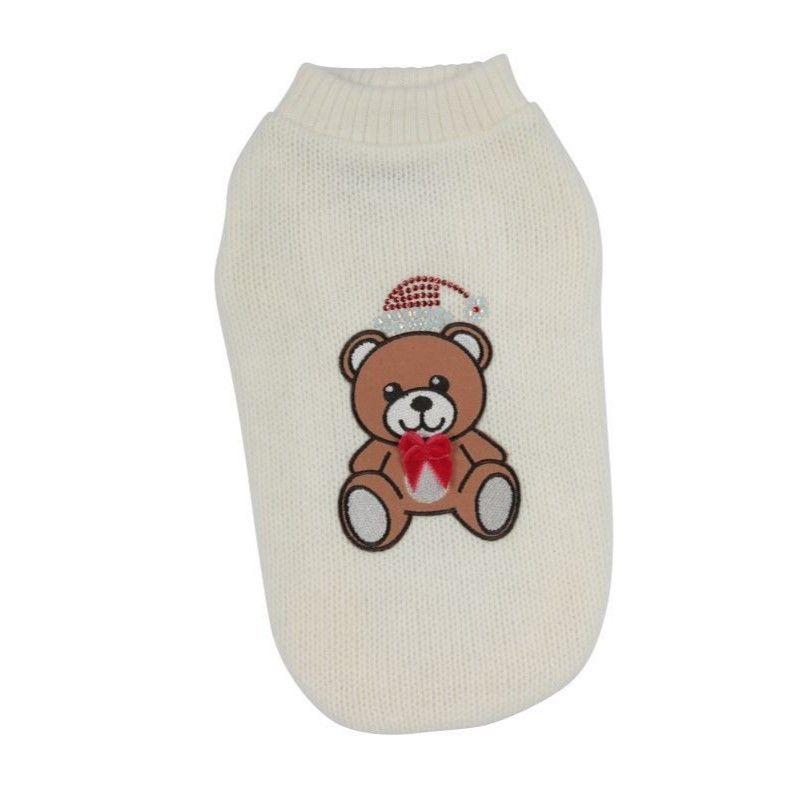 Art 3079 pull Christmas  teddy