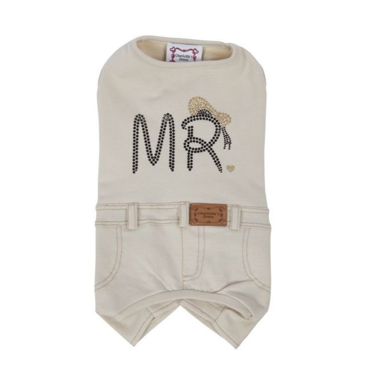4023 TRACKSUIT MR-BEIGE