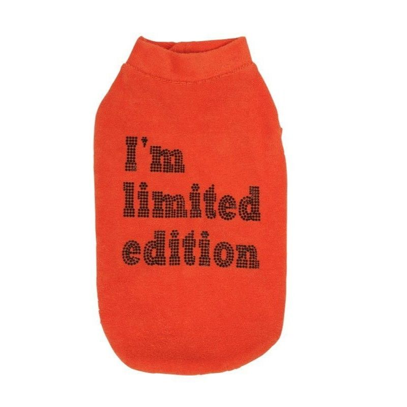 5077 T-SHIRT LIMITED EDITION-ORANGE