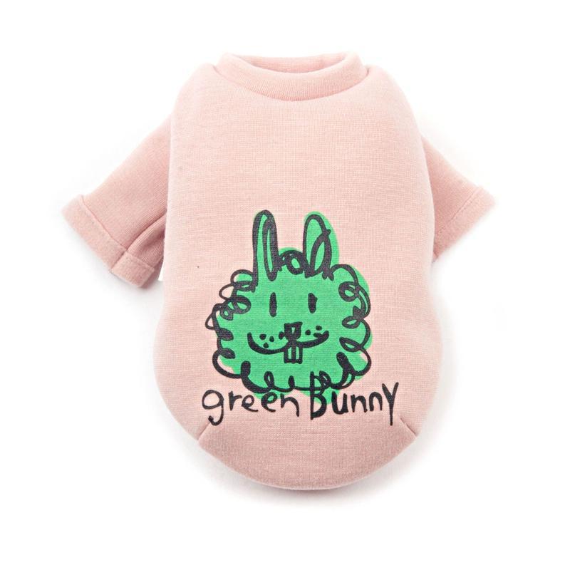 Animal Friends_Green Bunny
