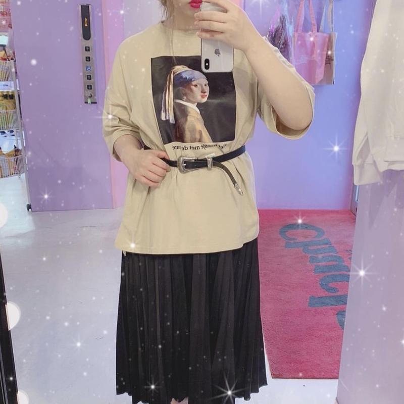 絵画 Tシャツ