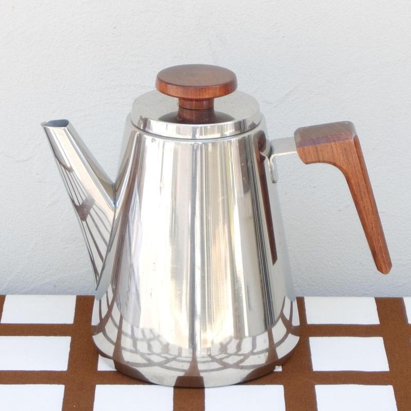 Nils Johan ニルス・ヨハン クリスティーナ コーヒー・ポット(丸つまみ)レア