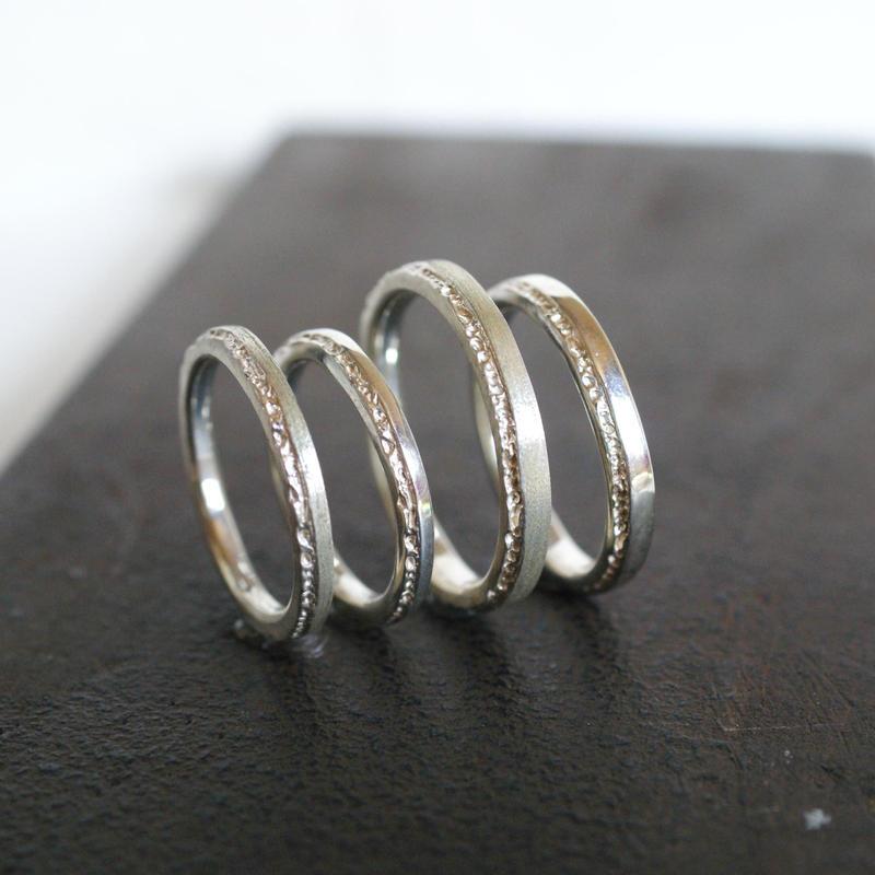 carve rings 2 - men's