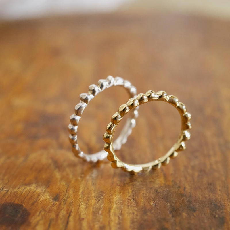 craft line ring 3 - gold