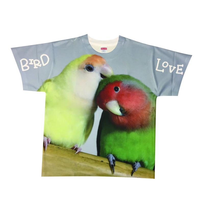 BIRD LOVE Tシャツ