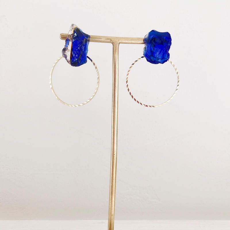 specialjewelry/琉球ガラス/k14gfピアス