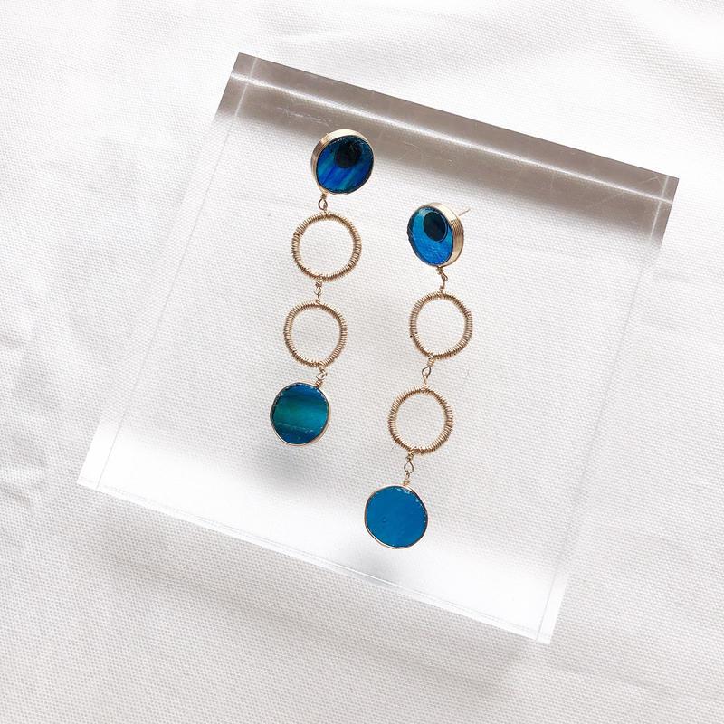 special jewelry/k14gfピアス/真鍮イヤリング