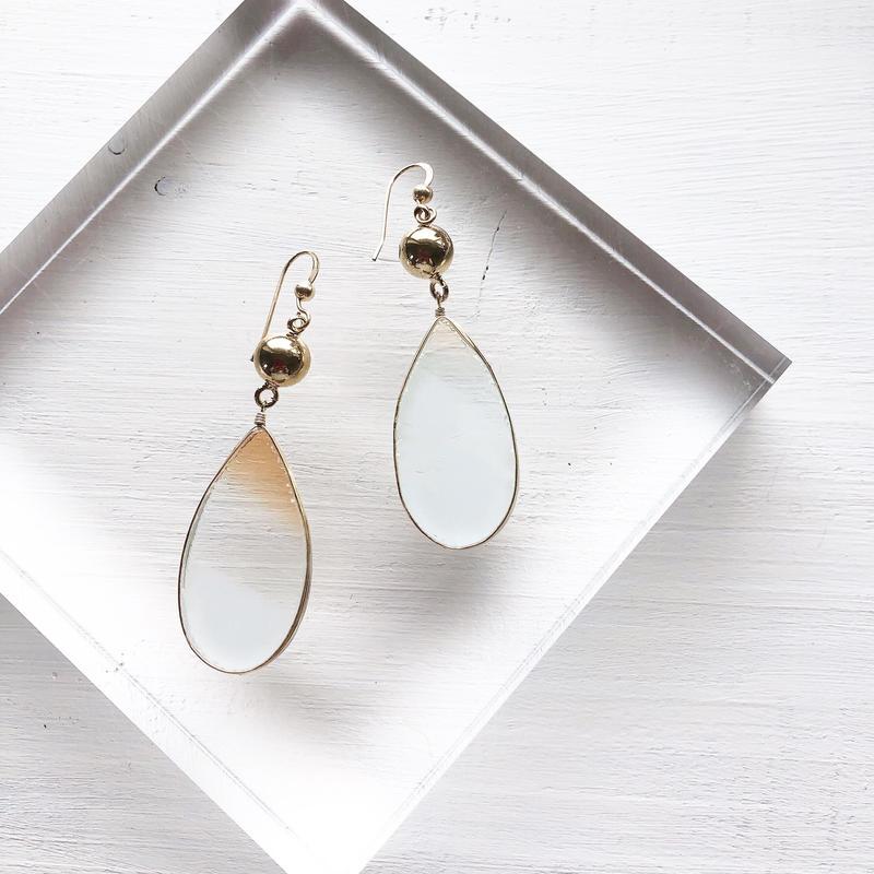 special jewelry /k14gfピアス/真鍮イヤリング
