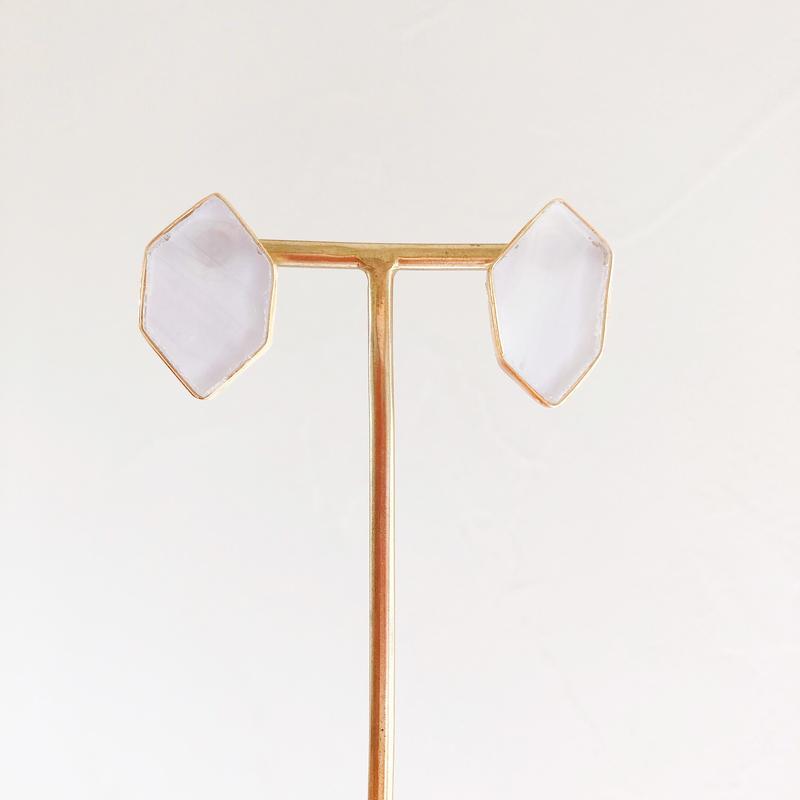 special jewelry /14kgfピアス#真鍮イヤリング