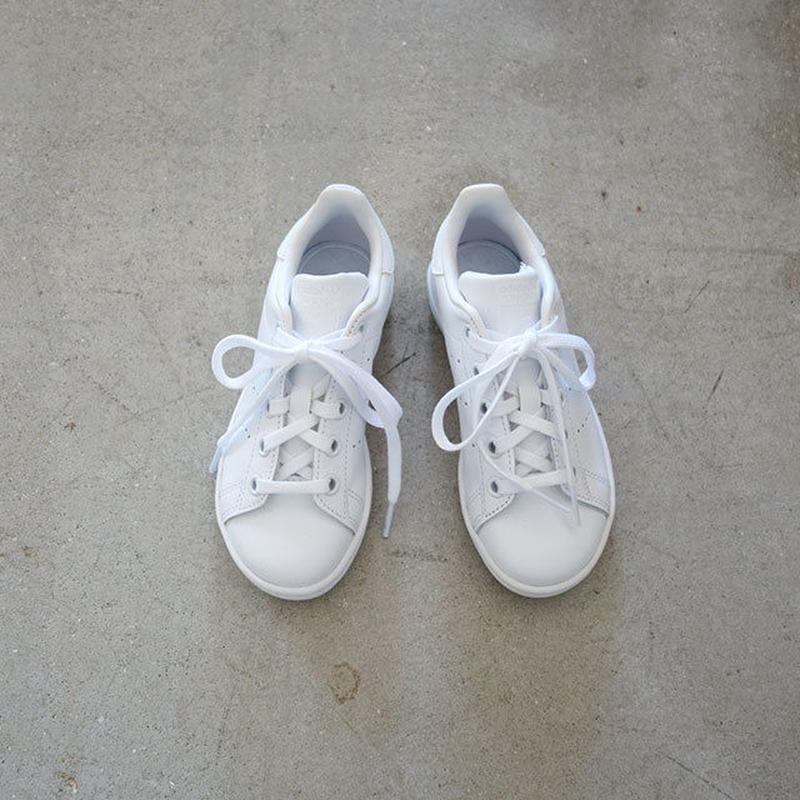 スタンスミスEL WHITE (adidas)17~21.5cm