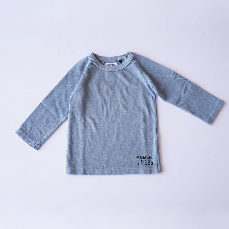 8分袖Tee HORIZONBLUE (CLASSIC HARVEST) 130~150cm