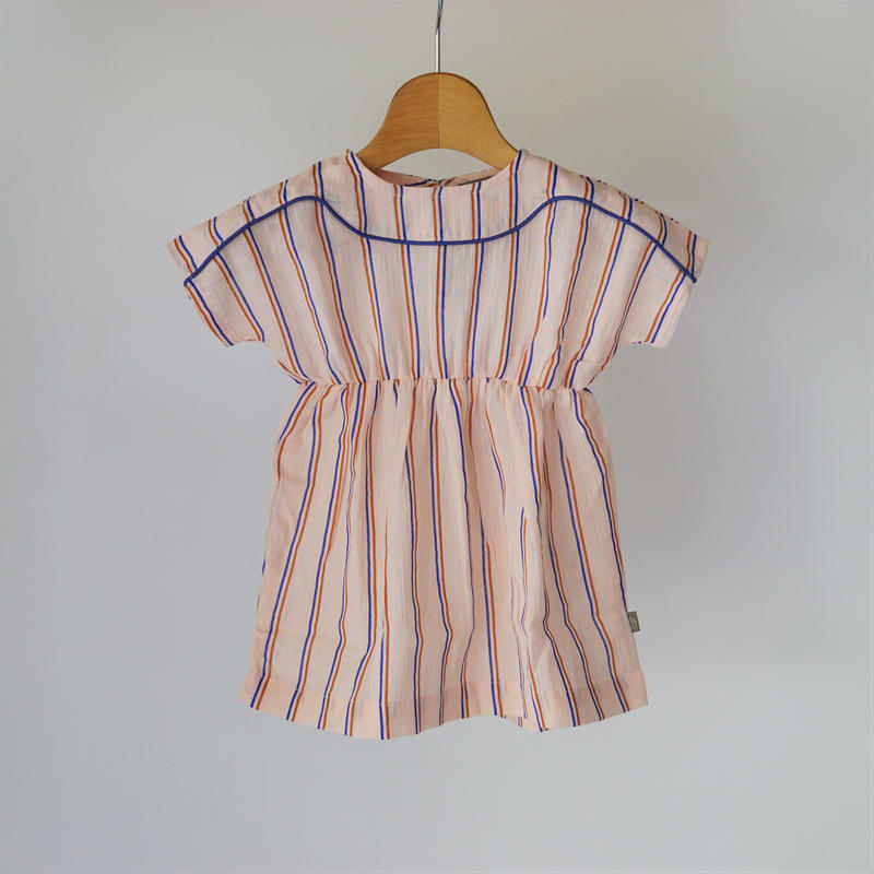 Pippa baby dress PINK  (kids case) 80cm