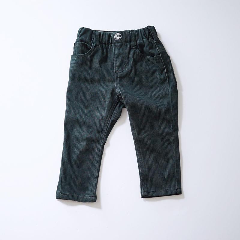 ストレートパンツ CHECK (Lee) 80~120cm