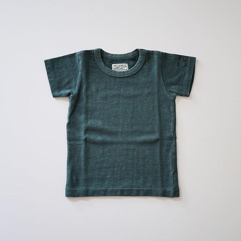 半袖TEE D.BLUE(CLASSIC HARVEST クラシックハーベスト) 130~150cm