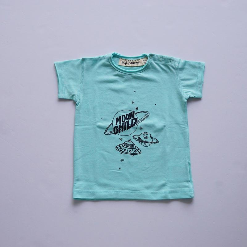 T  SHIRTS BLUE (soft gallery) 12M
