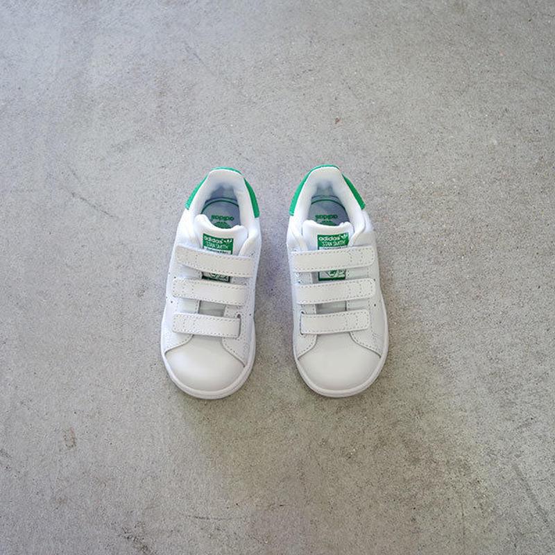 スタンスミス GREEN (adidas) 13~16cm